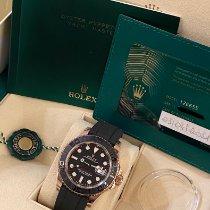 Rolex Yacht-Master 40 Oro rosa 40mm Nero Senza numeri Italia, padova