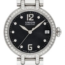 Union Glashütte Sirona Steel 32mm Black