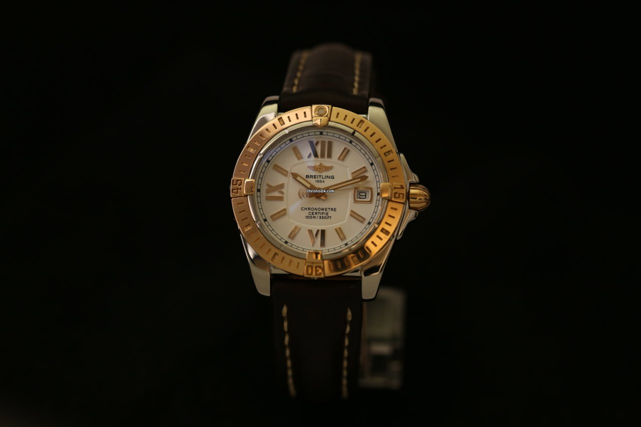 Breitling Cockpit Lady C71356 2010 pre-owned