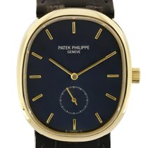 Patek Philippe 3978 Yellow gold 1980 Golden Ellipse 28 mmmm pre-owned