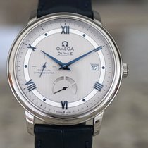 Omega De Ville Prestige new 2021 Automatic Watch with original box and original papers 424.13.40.21.02.003