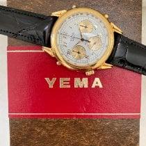 Yema pre-owned Quartz 38mm White Mineral Glass 4 ATM