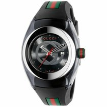 Gucci YA137101 New 46mm Quartz