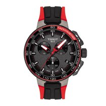 Tissot T-Race New Steel 44mm Quartz