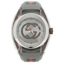 Gucci YA137109 New Steel 46mm