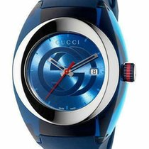 Gucci YA137104 New 46mm Quartz