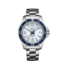 Breitling Superocean 42 Steel 42mm White Arabic numerals United States of America, Florida, Boca Raton