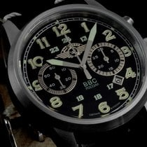 Poljot Steel 44mm Black Arabic numerals
