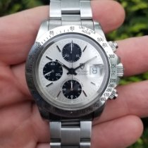 Tudor Oysterdate Big Block Steel Silver No numerals United States of America, New York, Rego Park