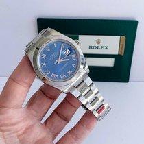 Rolex Datejust II Aço 41mm Azul Brasil, Rio de Janeiro