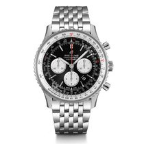 Breitling Navitimer 01 (46 MM) new Automatic Chronograph Watch with original box and original papers AB0127211B1A1