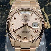 Rolex Day-Date 36 Oro rosa 36mm Rosa