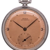 Doxa Steel 44mm Manual winding pre-owned United States of America, California, West Hollywood