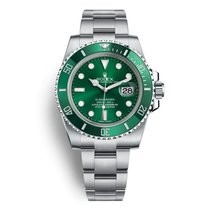 Rolex Submariner Date Steel 40mm Green No numerals United States of America, Florida, Boca Raton