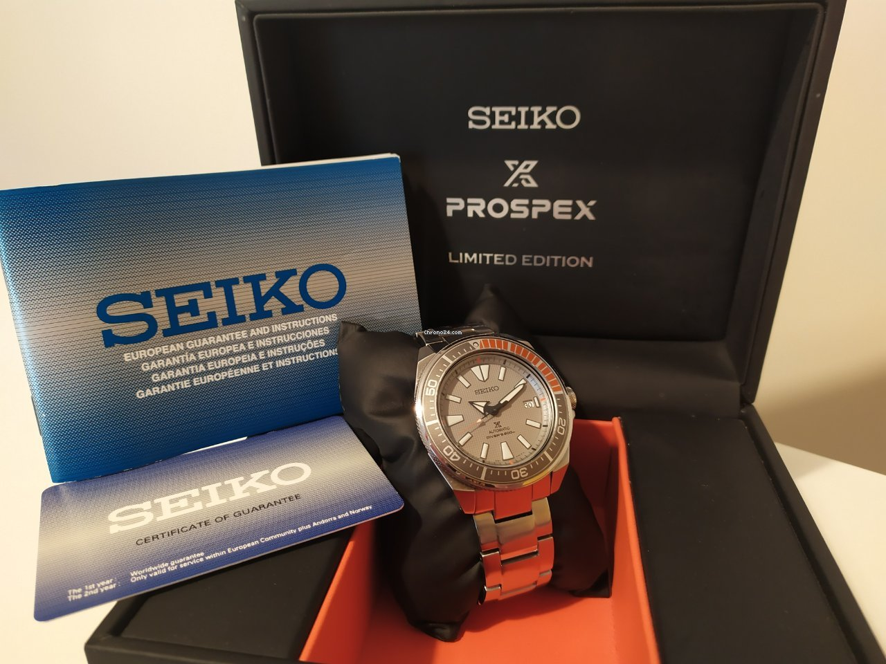 Seiko SRPD03K1 2018 brukt