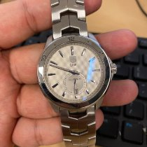 TAG Heuer Link Calibre 6 Steel 40mm Silver United States of America, Alabama, Dededo