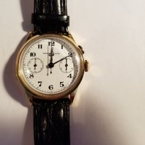 Vacheron Constantin pre-owned Manual winding 35mm White Glass Not water resistant