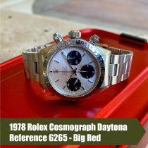 Rolex Daytona Steel 37mm Silver No numerals United States of America, Florida, Coral Gables