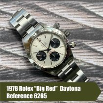 Rolex Daytona 6265 Very good Steel 37mm Manual winding United States of America, Florida, Coral Gables