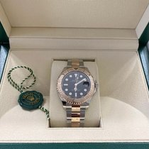 Rolex Yacht-Master 37 Gold/Steel 37mm Black No numerals United States of America, Vermont, williston