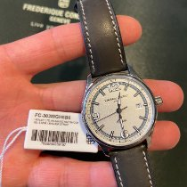 Frederique Constant Vintage Rally Steel 40mm Silver United States of America, Minnesota, White Bear Lake
