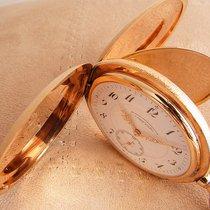 A. Lange & Söhne Rózsaarany 53mm Kézi felhúzás A. Lange & Söhne Gold pocket watch használt Magyarország, Debrecen
