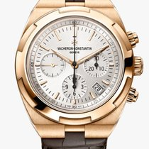 Vacheron Constantin Overseas Chronograph new Automatic Chronograph Watch with original box and original papers 5500V/000R-B074