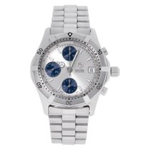 TAG Heuer 2000 Steel 38mm Silver No numerals United States of America, Florida, Surfside