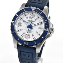 Breitling Superocean 42 new Automatic Watch with original box and original papers A17366D81C1S1