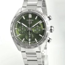 TAG Heuer Steel 44mm Automatic CBN2A10BA0643 new