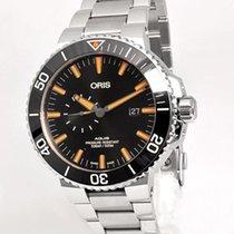 Oris Aquis Small Second new Automatic Watch with original box 01743773341590782405PEB
