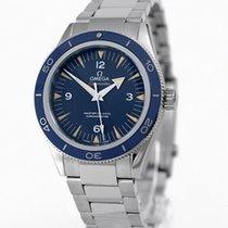 Omega Seamaster 300 neu 2021 Automatik Uhr mit Original-Box und Original-Papieren 23390412103001