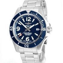 Breitling Superocean II 42 new Automatic Watch with original box and original papers A17366D81C1A1