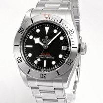 Tudor M797300006 Stål 2021 Black Bay Steel 41mm ny