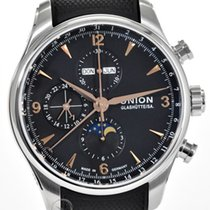 Union Glashütte Belisar Chronograph new Automatic Chronograph Watch with original box and original papers D0094251705701