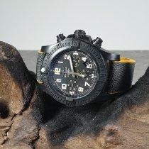 Breitling Avenger Hurricane Пластик 45mm Черный Aрабские