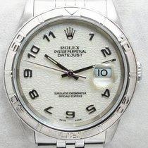 Rolex Datejust Turn-O-Graph Acciaio 36mm Arabi Italia, Pieve Di Cento BOLOGNA