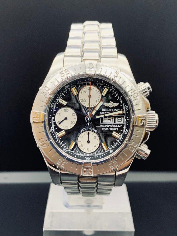 Breitling Superocean Chronograph II A13340 новые