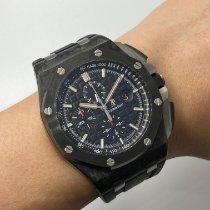 Audemars Piguet Royal Oak Offshore Chronograph Carbon 44mm Black No numerals Malaysia