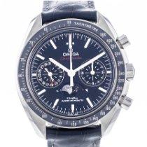 Omega Speedmaster Professional Moonwatch Moonphase occasion 44.2mm Phase lunaire Chronographe Date Acier