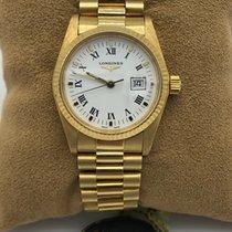Longines nuovo Quarzo 30mm Oro giallo Vetro minerale