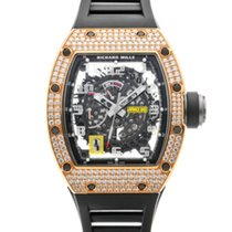 Richard Mille RM 030 49.9mm Cерый