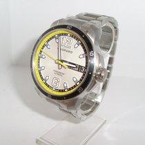 Chopard Grand Prix de Monaco Historique Titan 44.5mm Silber Arabisch Deutschland, Karlsruhe
