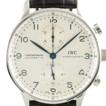 IWC Portuguese Chronograph IW371417 Very good Steel 41mm Automatic