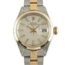Rolex 6917 Or/Acier 1972 Lady-Datejust 26mm occasion