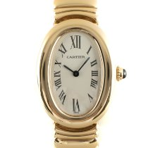 Cartier Baignoire Yellow gold 31mm