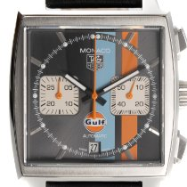 TAG Heuer Steel 39mm Automatic CAW2113 pre-owned