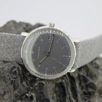 Junghans max bill Damen Stahl 32,9mm Grau Deutschland, Melle