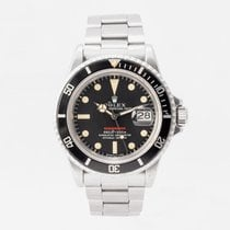 Rolex Submariner Date Steel 40mm Black No numerals United Kingdom, Guildford,Surrey