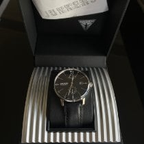 Junkers Steel 40mm Automatic 6060-2 new